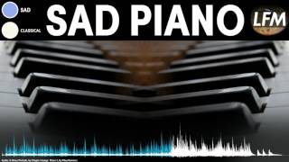 Sad Piano Background Instrumental | Royalty Free Music