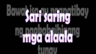 Parokya ni Edgar   Reunion Panahon ng Kasiyahan) Lyrics