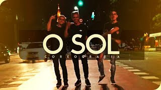 """O SOL"" - Vitor Kley (Dubdogz Remix) l Coreografia FREE STEP l #Odiadovídeo2"