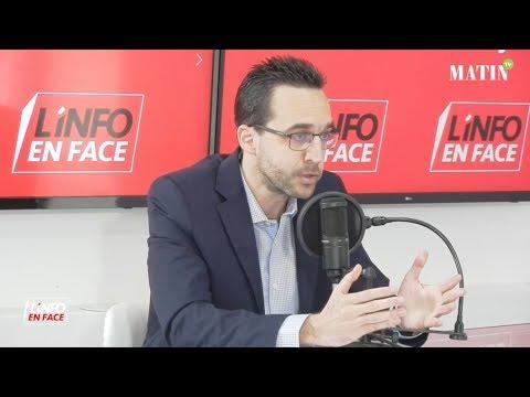 Tarik El Malki, invité de Rachid Hallaouy dans l'Info en Face