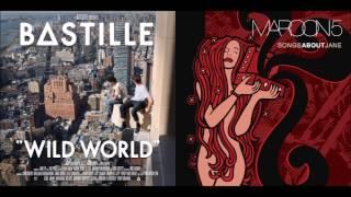 Send Them Love! - Bastille vs Maroon 5 (Mashup)