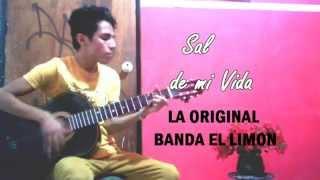 Sal de mi vida - La Original Banda el Limon / Tavo Huerta (cover)