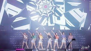 170819 소나무(Sonamoo) 금요일밤(Friday Night) [걸스라이브 in 서울] 직캠 by 포에버