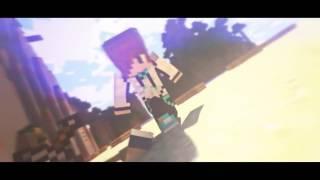 Intro Minecraft No text 3D