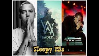 Alan Walker & Eminem - Faded ft  B o b,Linkin Park (Mega Mix)