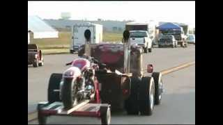 E-Rider music video at The ECTA-East Coast Timing Association featuring Hillbilly Hellcats