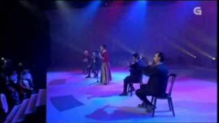 "Luar Na Lubre - ""Tu Gitana"" ( con Paula Rey)"