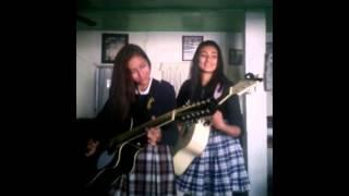 La güera y la morena (cover)  ft. Brenda Rodriguez