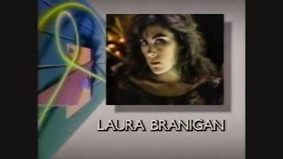 Laura Branigan - 'Self Control' nominated for 'Favorite Pop Video Female' - AMA's (1985)