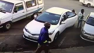South Africa   Craziest crimes caught on video 2019