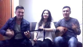 Лада седан,баклажан (dombyra cover by Made in  KZ )