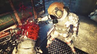 Resident Evil Umbrella Corps Online Multiplayer third-person shooter Trailer ( PS4, PC)
