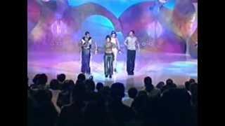 Vengaboys-Up & Down Live @ Domingo Azteca México