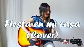 CNCO - Fiesta en Mi Casa (Cover) Mafe Gonzalez
