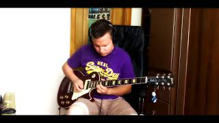 Joe Satriani - Always With Me, Always With You (cover by Oleg Makarchuk)