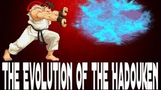 The Evolution of the Hadouken