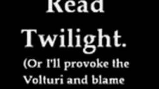 Twilight IDK