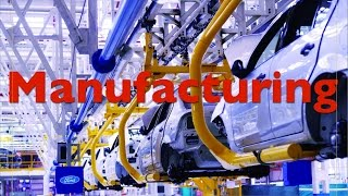Business English : Manufacturing Process 1/2