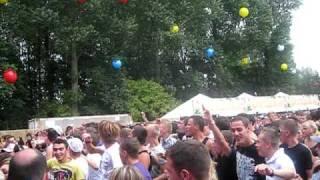 The Qontinent 2010 - Coone & Ruthless Live & Mc Villain