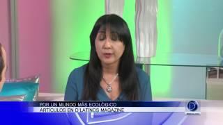 Arminda García habla de como hacer de este un mundo más ecológico