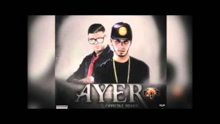 Farruko Ft Anuel  Ayer +bass