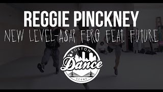 "Reggie Pinckney | ""New Level"" A$AP Ferg Feat. Future 