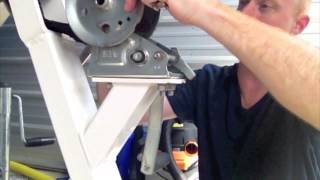 Winch Strap Replacement #2