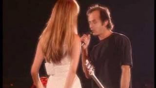 Céline et Jean-Jeacques Goldman 1999