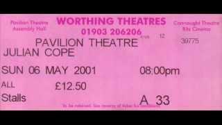 Julian Cope - 'Robert Mitchum' live