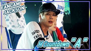 """[FANCAM] 150723 M Countdown  GOT7  """" A """"- JACKSON (잭슨직캠)"""