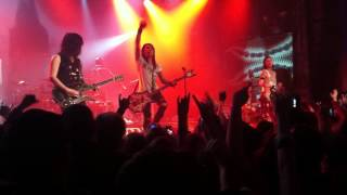 11. Rebel Love Song-Black Veil Brides-Live Chicago 2013