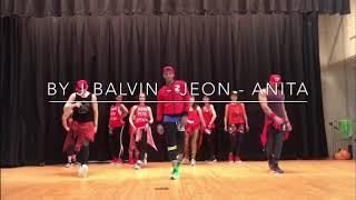 MACHIKA- JBalvin & Jeon & Anitta (Zumba Choreo)