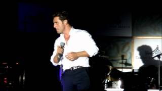 David Bustamante Fragmento -La Santina- Casino Gran Madrid 2012 (Torrelodones)