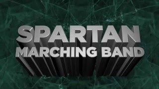 Spartan Marching Band: John Cena/Cinema | Playoff Semifinal | 80th Cotton Bowl