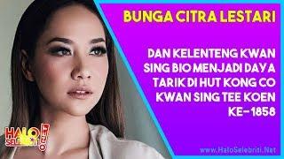 BCL Menjadi Daya Tarik di HUT Kong Co Kwan Sing Tee Koen ke-1858   Halo Selebriti Net