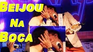 Leo Nascimento beija na boca da fã (INSCREVA-SE)