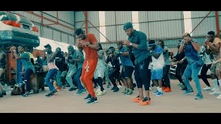 "Toofan Ft. Patoranking - ""MA GIRL"" (Official Dance Demo)"