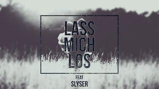 "Ced - ""LASS MICH LOS"" feat. SlySer [LYRIC VIDEO]"
