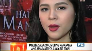 Janella meets dad Juan Miguel after six years
