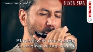 Harmonica Hohner Silver Star | Sound demonstration