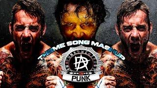 """WWE ✦ Dean Ambrose & CM Punk Mashup ✦ """"Cult of Retaliation"""" ✦ 2017"""