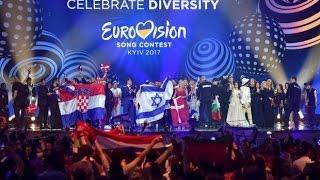 Eurovision Song Contest 2017, Francesco Gabbani sesto..vince il Portogallo