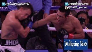 King Arthur Villanueva Brutally Knocks Out Juan Jimenez