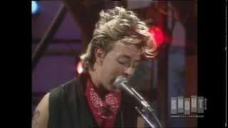 Stray Cats - Runaway Boys (Live On Fridays)