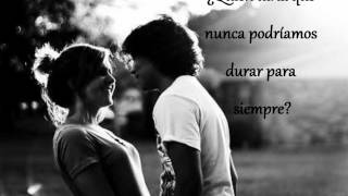 Boys Like Girls - Be Your Everything (Español/Spanish Lyrics)