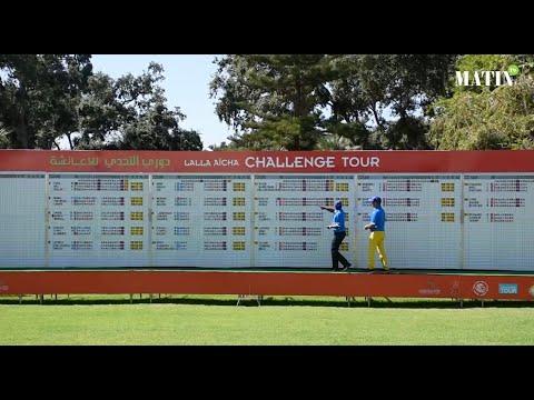 Video : Golf : Oliver Farr s'adjuge la première édition du Lalla Aïcha Challenge Tour