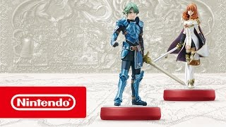 Fire Emblem Echoes - amiibo Trailer (Nintendo 3DS)