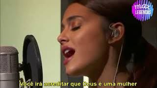 Ariana Grande - God Is a Woman (Acoustic) (Legendado) (Good Morning America)