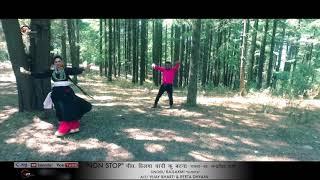 हिलमा चांदी कु बटना / Latest Garhawali (DJ) Video Song / Singer. Rajlaxmi Gudiya/ Np Films Official/