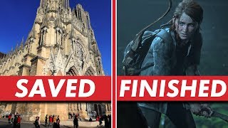 Games Save Notre Dame, Last of Us 2 Wraps - Inside Gaming Roundup